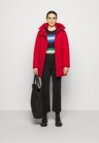 Save the duck - COPYY 2-in-1 - Parka - flame red - 1