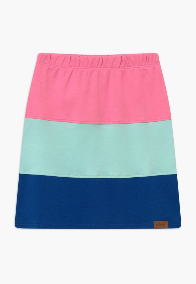 SKIRT SPORTY - Gonna a campana - multi-coloured
