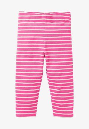 FRÖHLICHE - Leggings - Trousers - pink/naturweiß