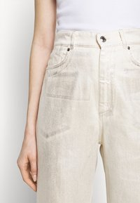 Sportmax - LACCA - Flared Jeans - silber - 5