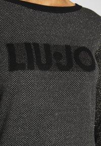 Liu Jo Jeans - ABITO MAGLIA - Etuikjole - nero lux - 6