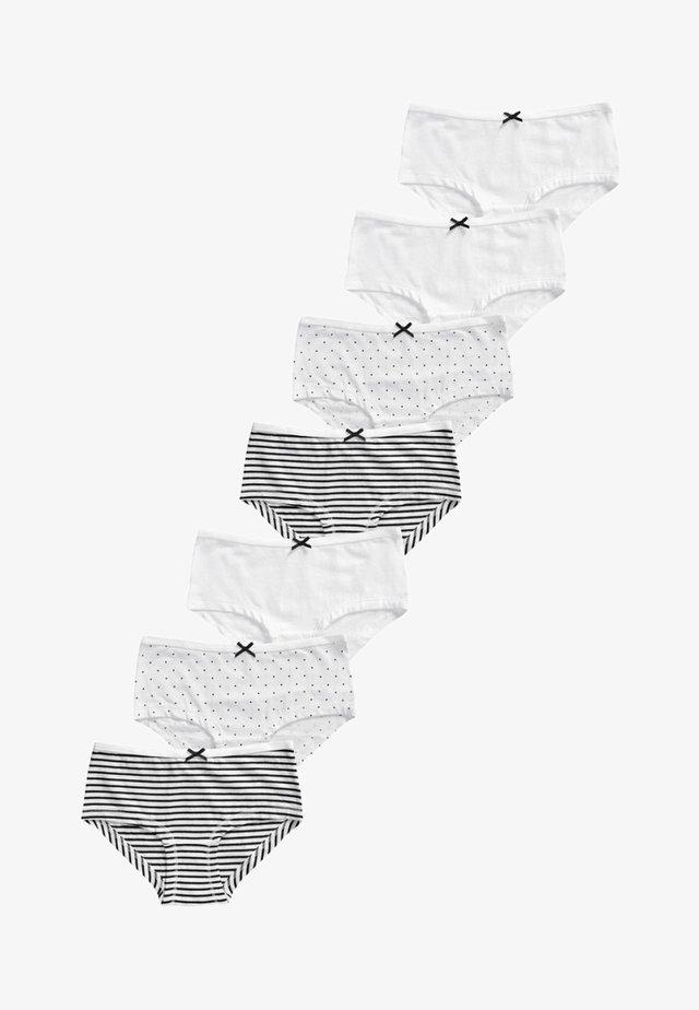 SEVEN PACK - Briefs - gray