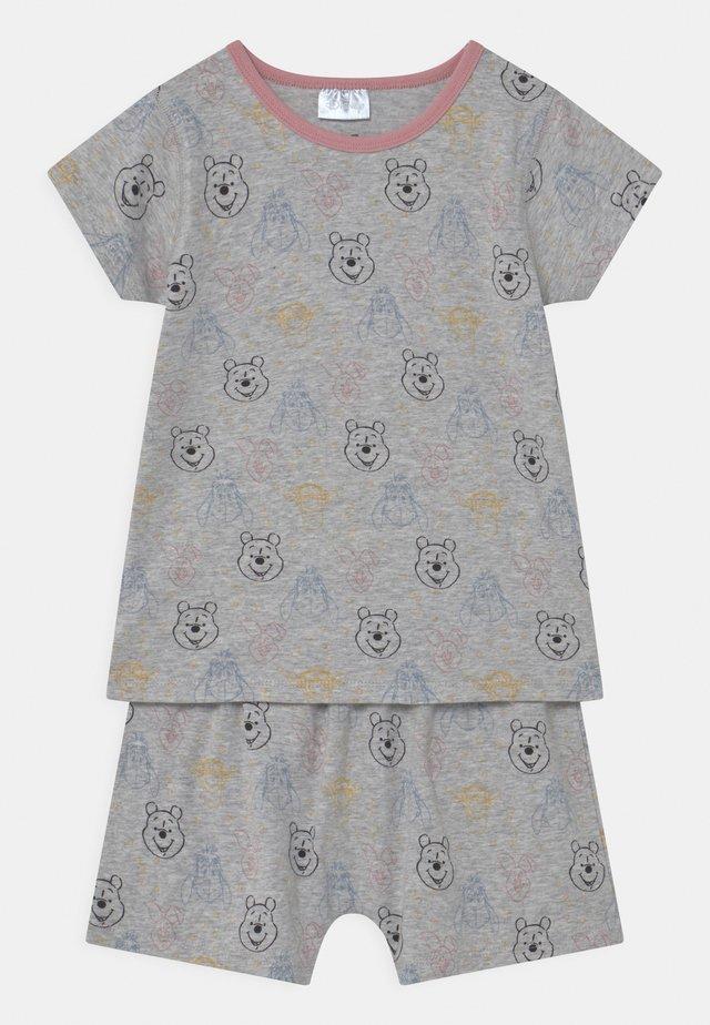 LICENSED UNISEX - Pyžamová sada - summer grey