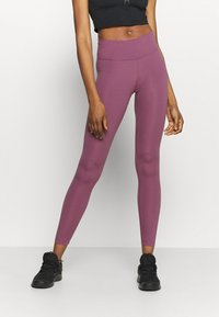 Nike Performance - ONE - Tights - light mulberry - 0