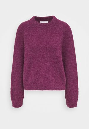 NETA CREW NECK - Jumper - purple jasper