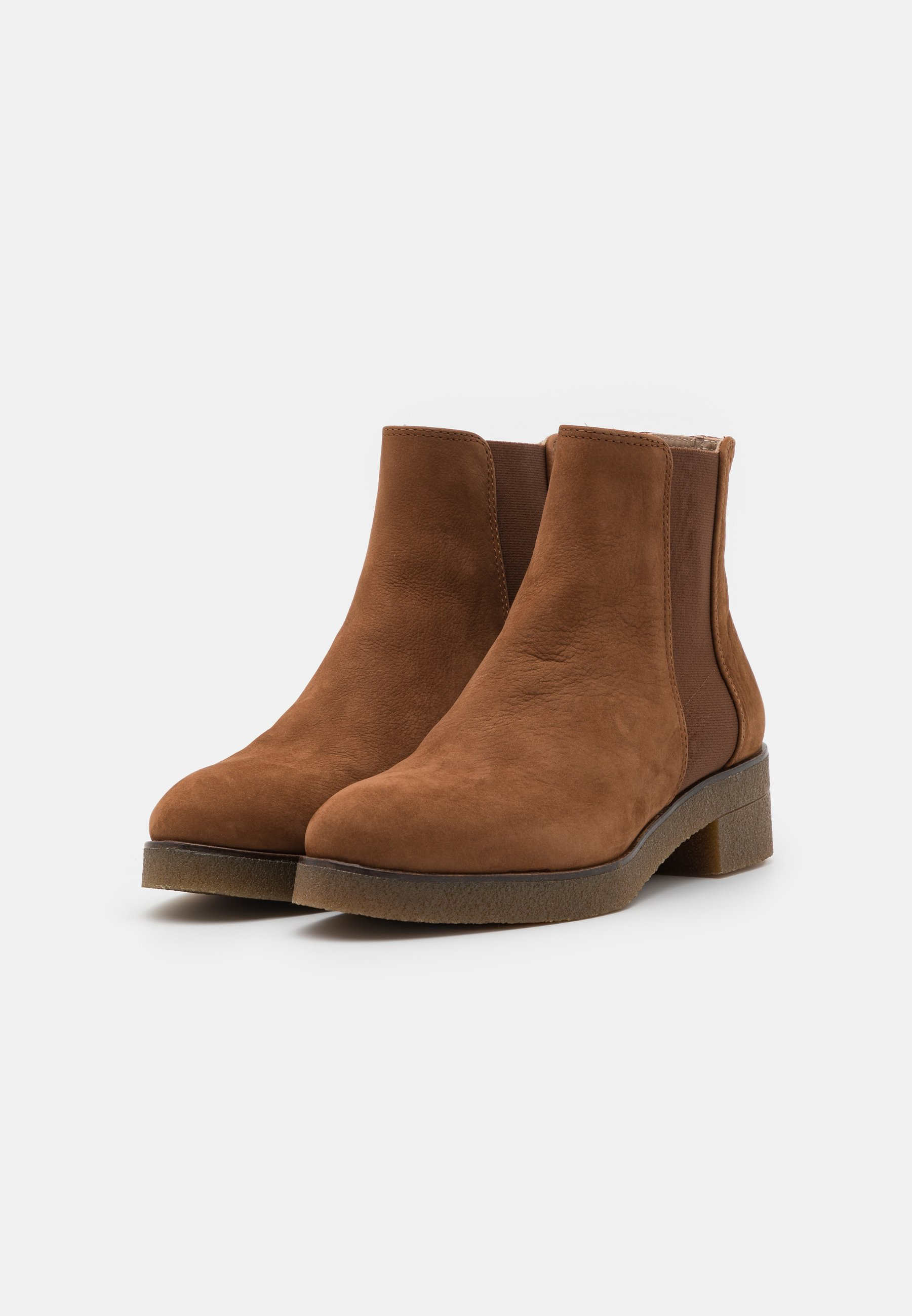 Unisa DESTRA Ankle Boot toast/cognac
