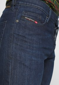 Diesel - D-LUSTER - Slim fit jeans - dark-blue denim - 5