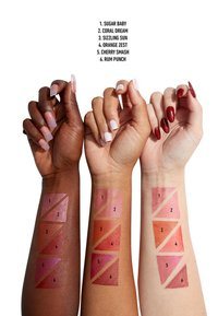 Nyx Professional Makeup - BARE WITH ME HEMP JELLY CHEEK COLOR BLUSH - Blusher - cherry smash - 1