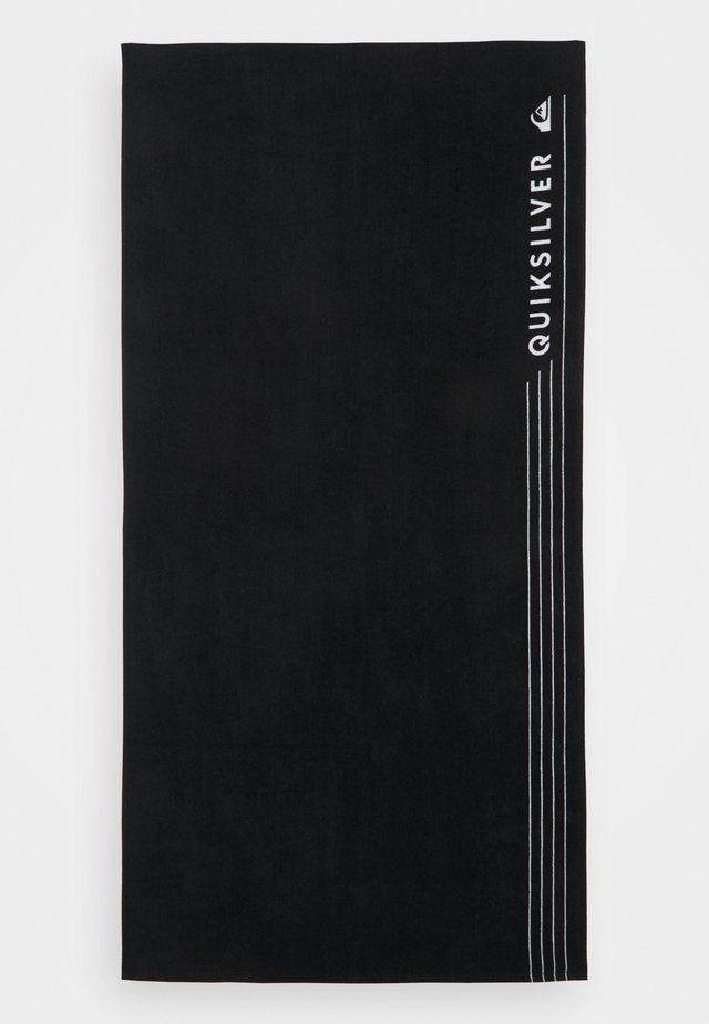 LINEPACK - Beach towel - black