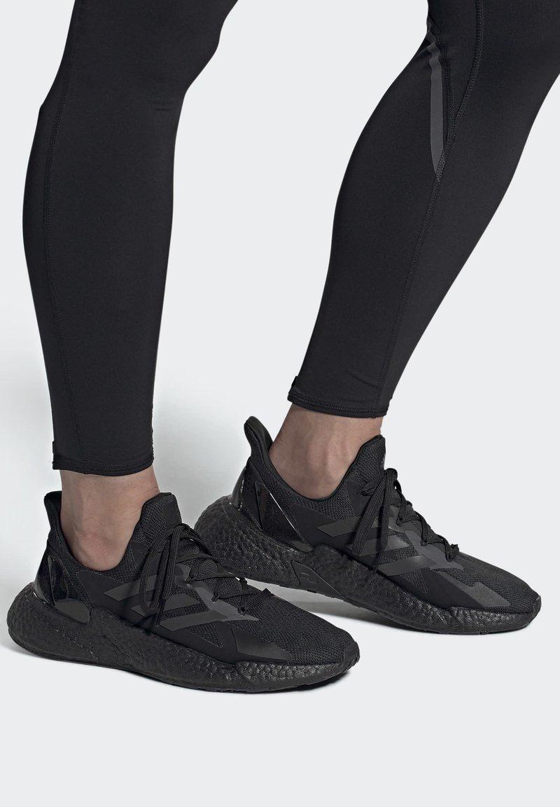 adidas Performance - Sneakers basse - cblack/cblack/gresix