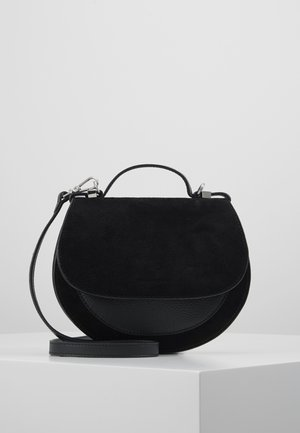 SIRIO SADDLE - Across body bag - noir