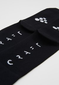 Craft - TRAINING PACK  - Sportsocken - black/white - 2