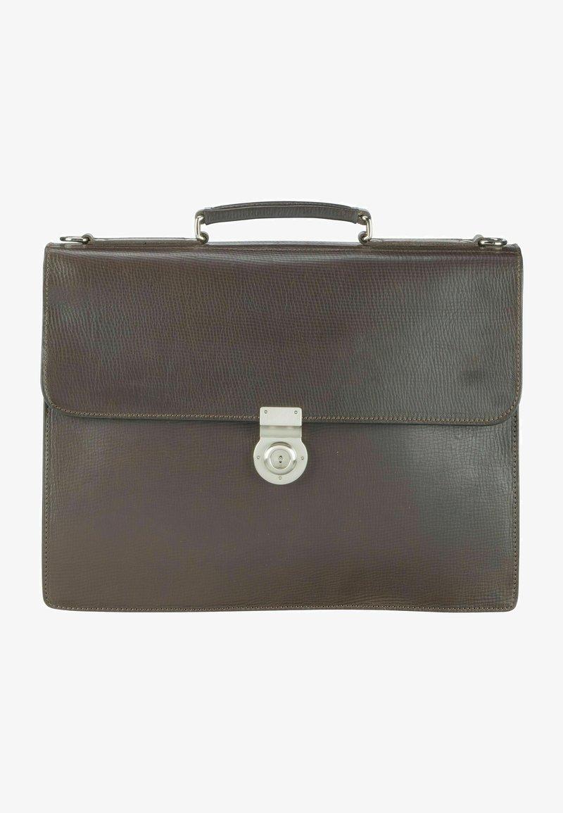Leonhard Heyden - Briefcase - braun