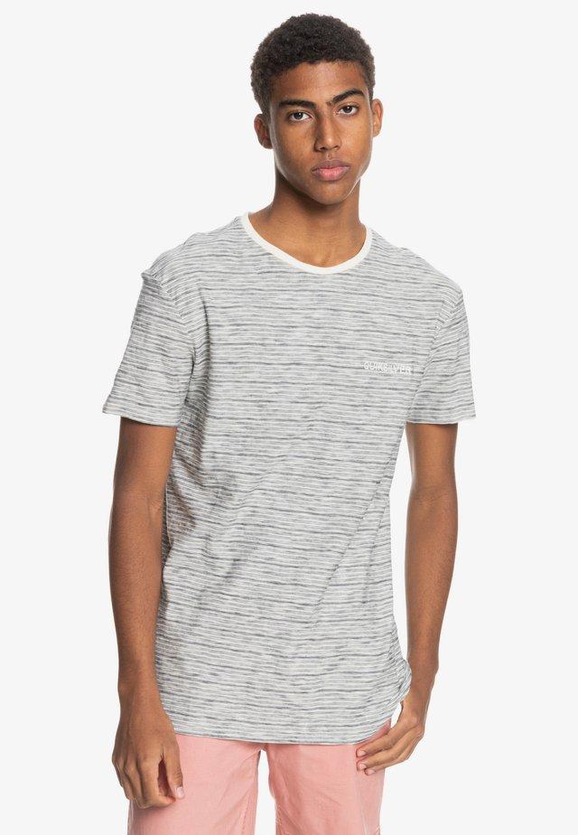 KENTIN - T-shirt print - kentin antique white