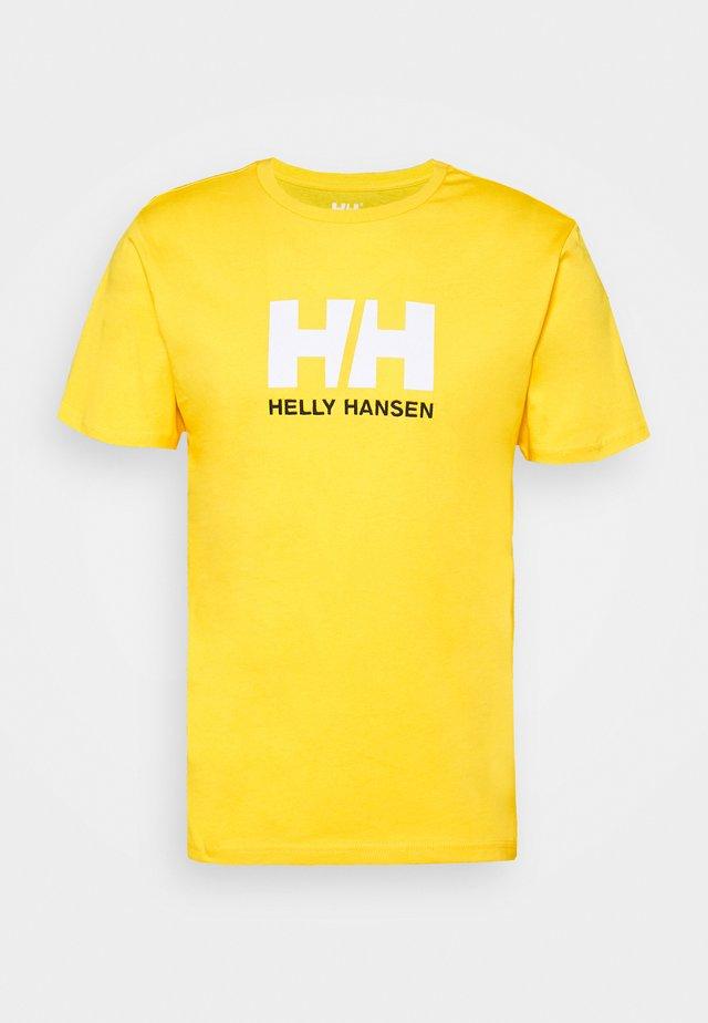 LOGO - T-shirt z nadrukiem - dandelion