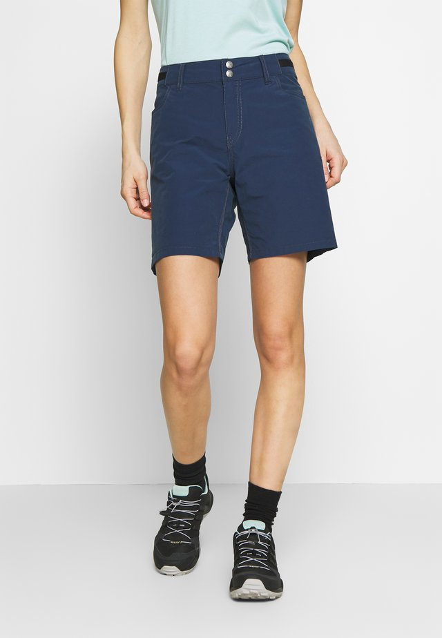 SVALBARD LIGHT SHORTS - Urheilushortsit - indigo night