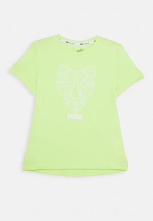 T-shirt imprimé - sharp green