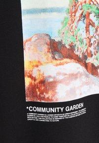 Holzweiler - RANGER TEE - Print T-shirt - black - 7
