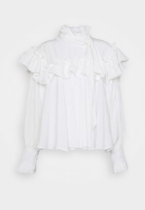 LAURIE RUFFLE - Blouse - ivory