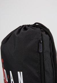 Jordan - GYM SACK - Sportovní taška - black - 2