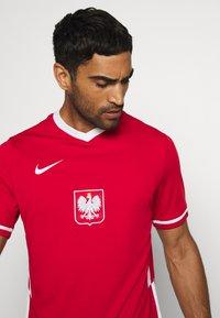 Nike Performance - POLEN - Landsholdstrøjer - red/white - 3