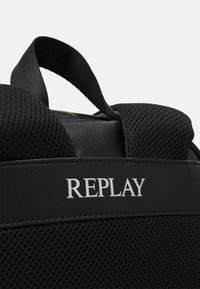 Replay - SOFT BACKPACK - Plecak - black - 3