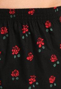 Lousy Livin Underwear - ROSE - Boxer  - black - 3