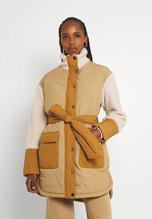 BYASTAN JACKET - Winter jacket - tannin