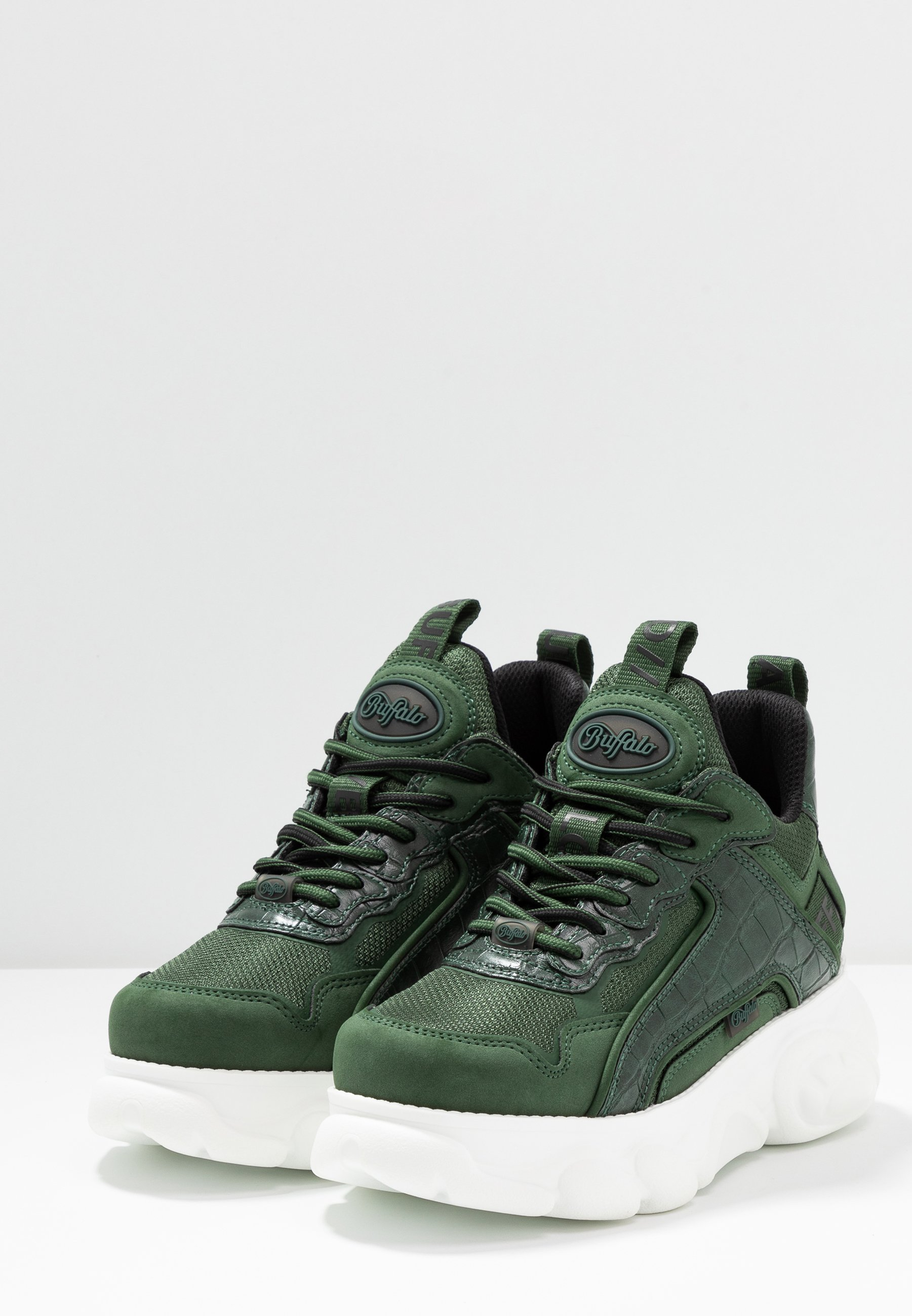 Buffalo CHAI Sneaker low green/grün