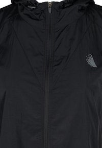 Active by Zizzi - Training jacket - black - 3