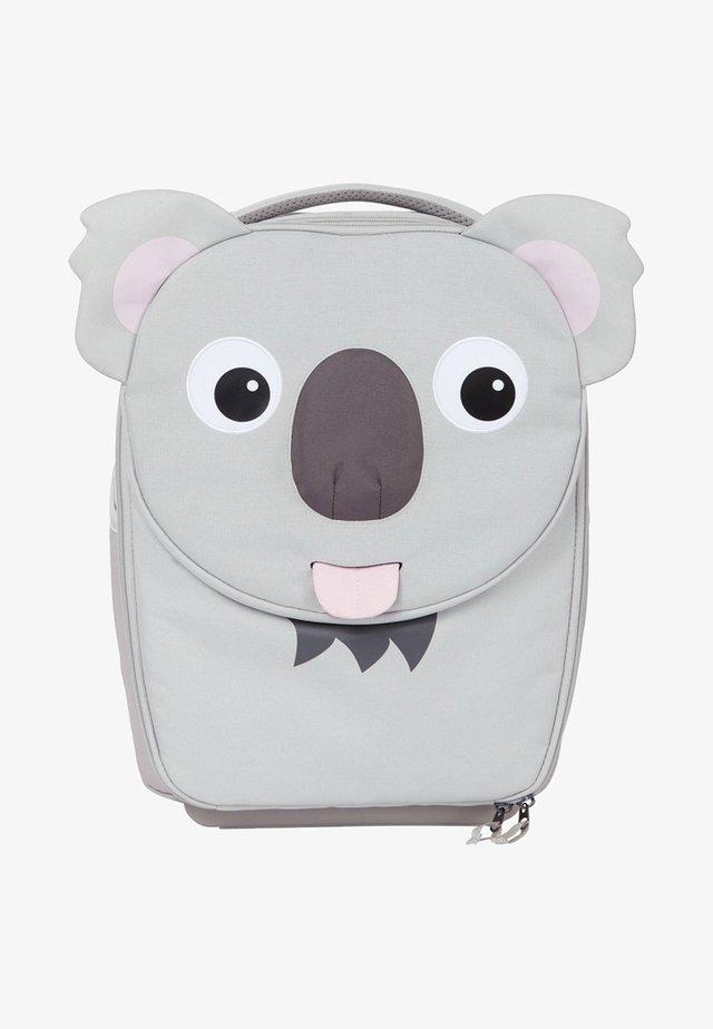 KINDERKOFFER KOALA - Trolley - grey