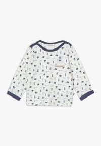 Jacky Baby - COUCOU MON PETIT 3 PACK - T-shirt à manches longues - light blue - 2
