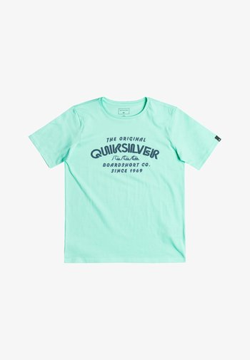 WILDER MILE  - Basic T-shirt - cabbage