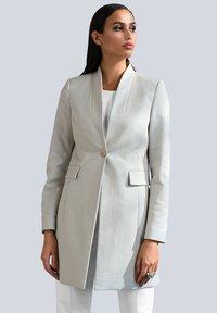 Alba Moda - Short coat - off-white/creme-weiß - 0