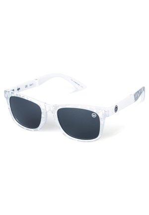 IRIDESCENT - Sluneční brýle - white