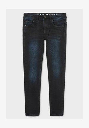 Jeans Skinny Fit - denim-dark blue