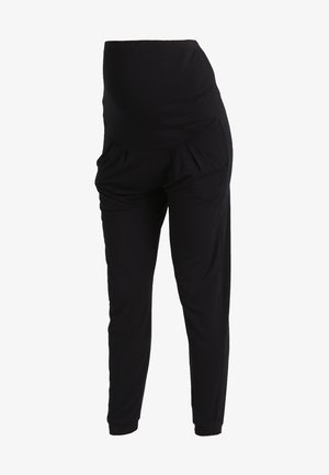 SOFT OVER BUMP - Pantaloni sportivi - black