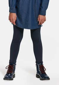 WE Fashion - MEISJES  - Legging - dark blue - 1