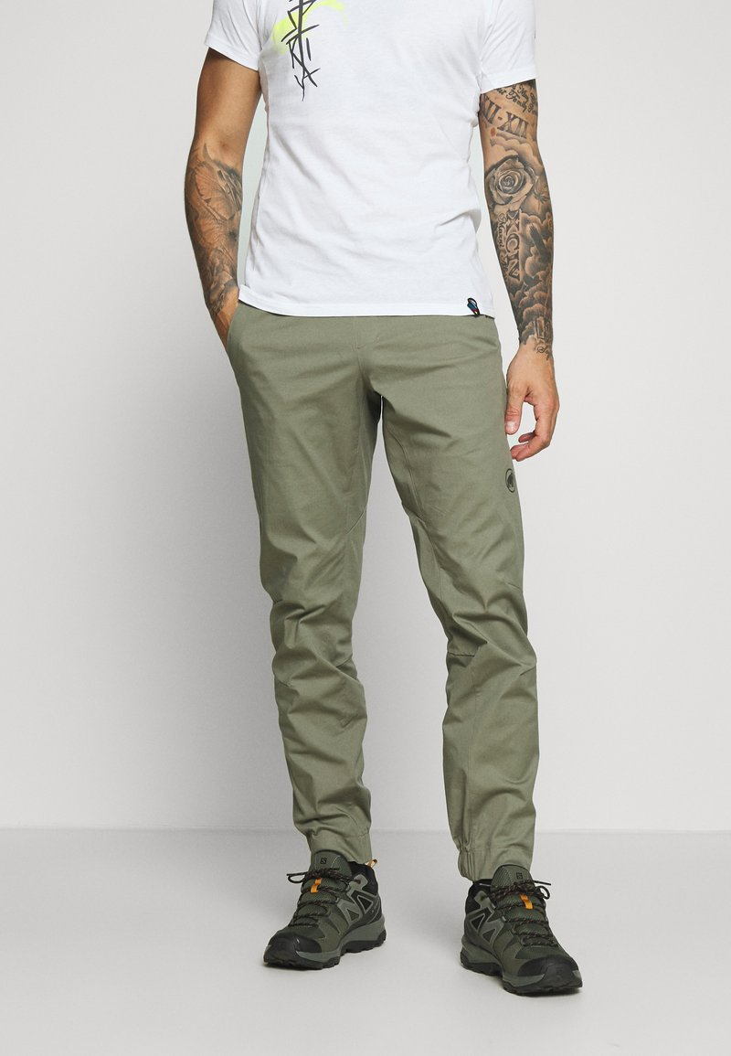 Mammut - CAMIE  - Trousers - tin