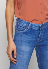 Pepe Jeans - Skinny džíny - light-blue denim - 4