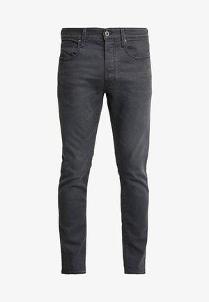 3301 SLIM - Slim fit jeans - kamden grey stretch denim