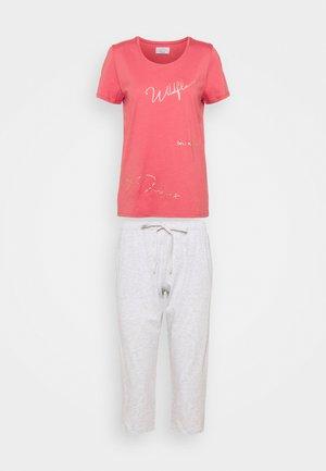 CAPRI - Pyjamas - baroque rose
