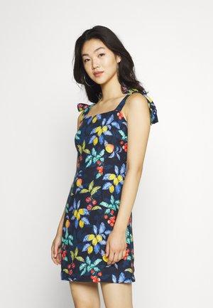 SEVILLE DRESS - Day dress - blue