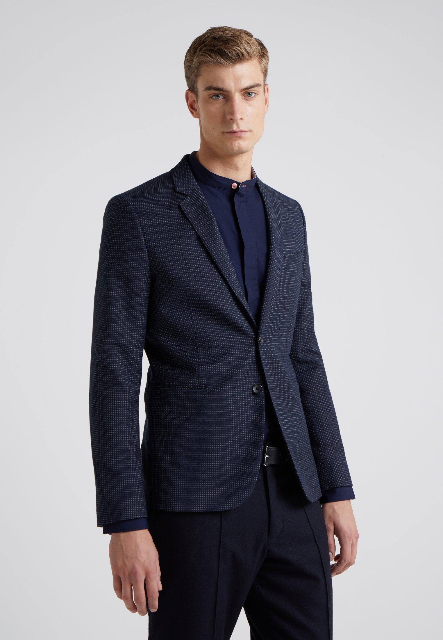 PS Paul Smith MENS JACKET BUGGY LINED Kavaj dark navy