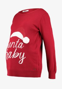 LOVE2WAIT - X-MAS - Strickpullover - red - 4