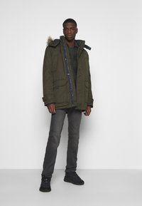 Jack & Jones - JORFINN - Tunn jacka - forest night - 1
