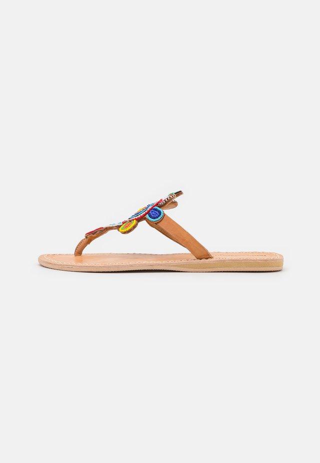 FUNDU - Flip Flops - tribal