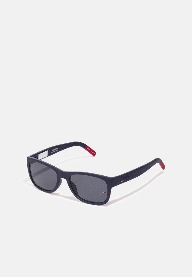 UNISEX - Sluneční brýle - matte blue/red