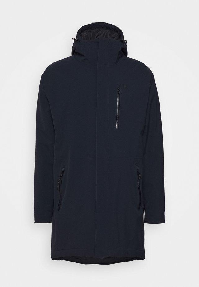 GRIFFON COAT - Cappotto invernale - navy