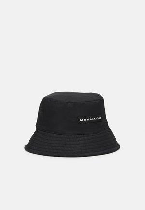 BUCKET HAT UNISEX - Hattu - black